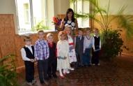 Piecgadīgo bērnu grupa. Audzinātāja Zaiga Šīre