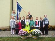 Sešgadīgo bērnu grupa. Audzinātāja Baiba Dišteina